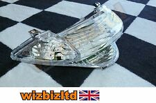 LED Clear E-Marked Tail Light With Indicators Honda VFR800 Fi 1998-01 LEDH039