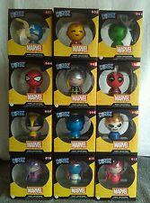 Marvel Funko POP! Dorbz X-men Figure Set of 12  Series 1
