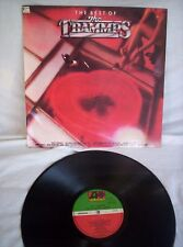 THE TRAMMPS, THE BEST OF THE TRAMMPS, 1978,PORTUGAL PRESS, VERY GOOD+ CONDITION