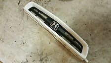 1996-2000 Honda Civic coupe factory OEM upper front grille Frost White