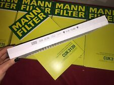 BMW Cabin Air Filter Fresh Air 64 31 9 171 858 MANN CUK3139 Charcoal Active