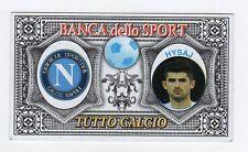 figurina BANCA DELLO SPORT TUTTO CALCIO 2015/2016 NAPOLI HYSAJ