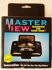 Loupe Master View Game Gear Neuf