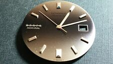 Longines 506 Admiral Dial with 2 hands, brand new for watch repair