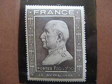 FRANCE neufs MARECHAL PETAIN 88ème anniversaire n° 606