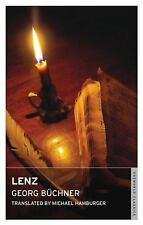 Lenz (Oneworld Classics) by Buchner, Georg
