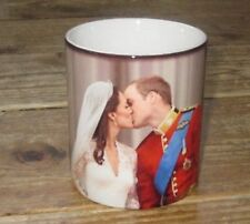 William and Kate Royal Wedding KISS MUG