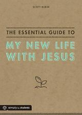 The Essential Guide to My New Life with Jesus by Scott Rubin (2016, Paperback)