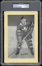 1934-44 Beehive Don Metz (Toronto Maple Leafs) Autographed/Signed - PSA/DNA