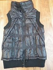 Basics Of The Trf Collection From Zara Gilet Bodywarmer Jacket Size S(10)