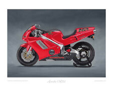 Motorcycle Limited Edition Print - Honda NR750 (1992)