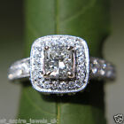 2.00 CT PRINCESS CUT DIAMOND SOLITAIRE ENGAGEMENT RING SOLID IN 14 CARAT GOLD