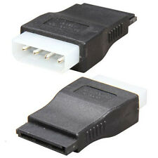SATA 15 pin Female to Molex 4 pin Male Power Adapter (IDE to SATA Adapter)