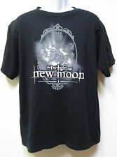 The Twilight Saga, New Moon, Black T-shirt, Mens Size L Large Shirt