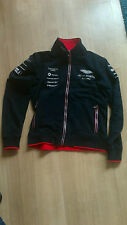 USED 2016 ASTON MARTIN RACING TOTAL HACKETT FLEECE Size = MEDIUM  EX CREW
