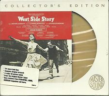 West Side Story Mastersound Gold CD Neu OVP Sealed SBM OOP