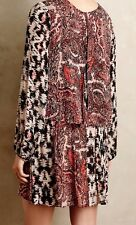 Anthropologie Hilda Dress by Plenty By Tracy Reese $175 NWOT Size 4