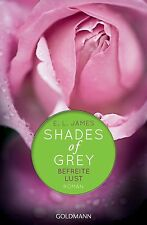 FIFTY SHADES OF GREY Band 3: Befreite Lust, E L James, EROTIK-Roman, BESTSELLER!