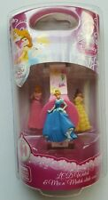 Disney Princess Children's LCD Watch Girls Mix & Match Aurora, Cinderella, Belle