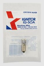 New! AMERICAN WICK IG-50-A IGNITION GLO PLUG IGNITOR FOR KEROSENE HEATERS