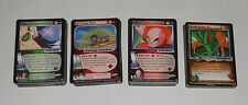 Dragon Ball Z Cards - Lot of 186 (Very Good Condition) Free Shipping