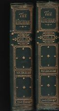 The Virginians by William Makepeace Thackeray, 2 Volumes 1868