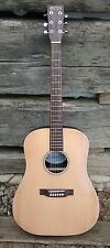 New martin d28 indian rosewood acoustic dreadnought guitar from a factory kit