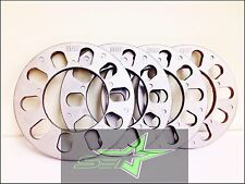 4 WHEEL SPACERS 6MM THICK | FITS ALL 5X5.5 OR 5X139.7 | 5 LUG VEHICLES WHEELS  |