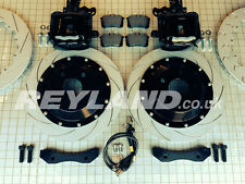 Focus RS Mk2 Vented 325mm rear brake kit