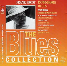 FRANK FROST, Downhome Blues [1995 CD] Orbis Collection