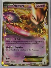 Pokemon mewtwo ex next destins 54/99 half art mint
