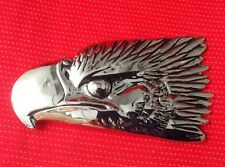 BIG VULTURE BOLD EAGLE HAWK HARRIER FALCON BIRD OF PREY RAPTOR KITE BELT BUCKLE