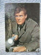 ROGER MOORE LE SAINT CARTE POSTALE FRANCE 1357 SIXTIES