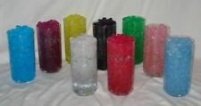 Vase Filler - water storing centerpiece crystals  3 different styles w/ pictures