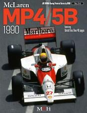 ya08837 JOE HONDA Racing Pictorial Series by HIRO No.34 McLaren MP4/5B 1990 Book