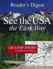 See the USA the Easy Way (Reader's Digest) Editors of Reader's Digest Hardcover