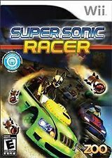 Super Sonic Racer - Nintendo Wii by