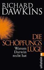 Die Schöpfungslüge von Richard Dawkins (2012, Taschenbuch)