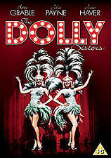 The Dolly Sisters (DVD, 2012) NEW SEALED FREEPOST