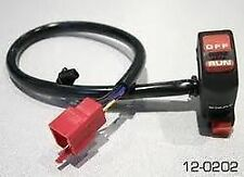 NEW K&S HONDA TYPE RIGHT  KILL STARTER RUN SWITCH MOTOCROSS ENDURO ROAD MOTO