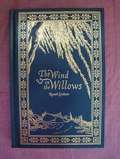 The Wind in the Willows By Kenneth Grahame - Leather Bound Dalmatian Press