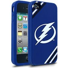 iPhone 4 4s TAMPA BAY LIGHTNING Soft Gel Skin Cover Case Faceplate NHL New