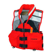 STEARNS I426ORG-05-000F LIFE JACKET - Search and Rescue (SAR) Flotation Vest(XL)