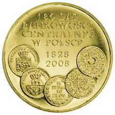 Poland / Polen - 2zl 180 Years of Central Banking in Poland