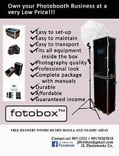Photobooth Complete Business Package