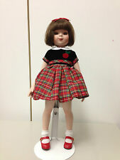 "14"" Tonner Betsy McCall - Porcelain - First Day of School - All Original"