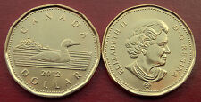2012 - CANADA Old Style 1$ Loonie - Scarce - UNC