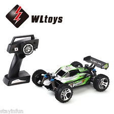 WLtoys A959-A 1:18 4WD RC Off-road Car RTR 35km/h 2.4GHz 2CH Splashproof EU PLUG