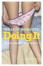 Doing it by Melvin Burgess (Paperback, 2004)