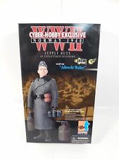 "CYBER-HOBBY EXCLUSIVE WWII GERMAN SUPPLY DUTY ALBRECHT WALTER 12"" FIGURE DRAGON"